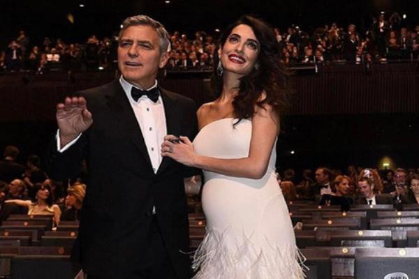 Papá de George Clooney revela como son sus nietos