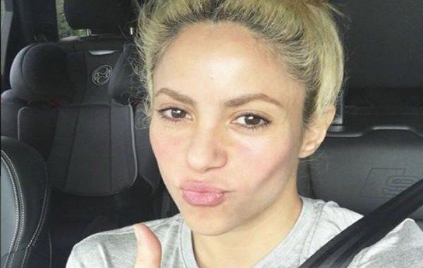 Difunden imágenes inéditas del polémico concurso que ganó en Colombia — Shakira