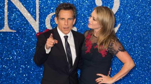 Ben Stiller y Christine Taylor se divorcian tras 18 años de matrimonio