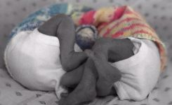 Ludwika Paleta presenta a sus gemelos en Instagram