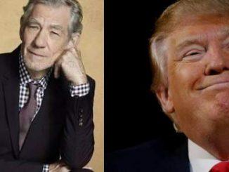 Ian McKellen / Donald Trump