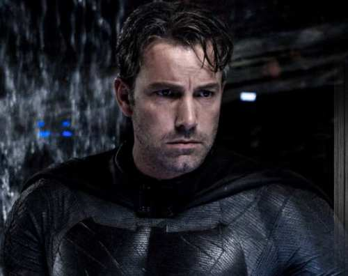Affleck como Batman