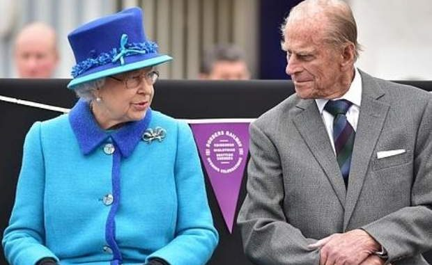 Elizabeth II / Philip