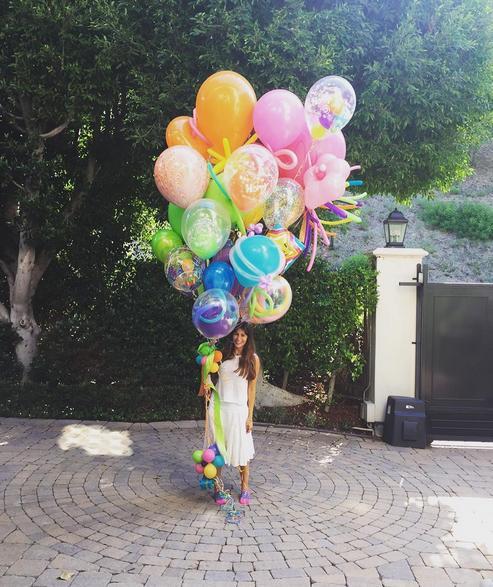 La fiesta de cumpleaños de Sofía Vergara