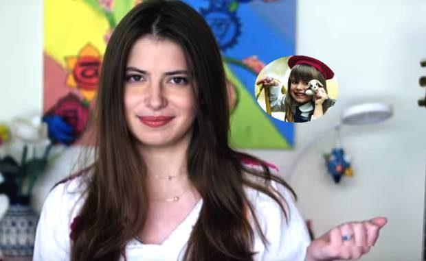 Daniela Aedo, protagonista de Carita de Ángel, debuta como youtuber