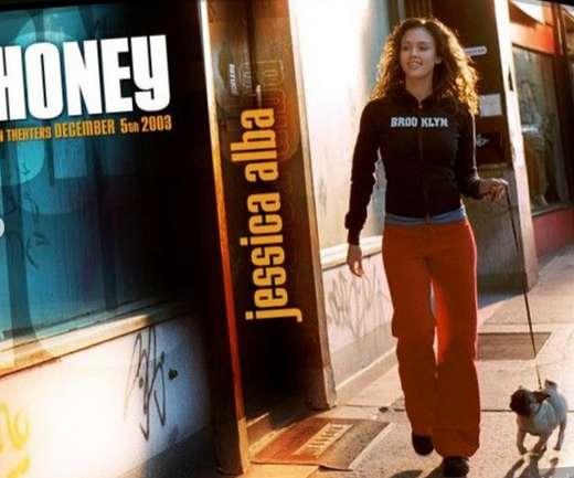 Jessica Alba paseando con Sid