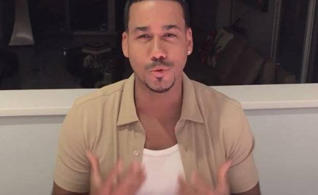 Modelo argentina asegura que Romeo Santos es gay