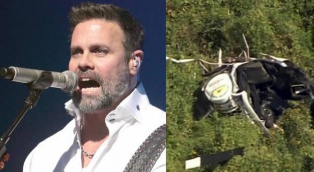 Muere en accidente aéreo artista de country Troy Gentry