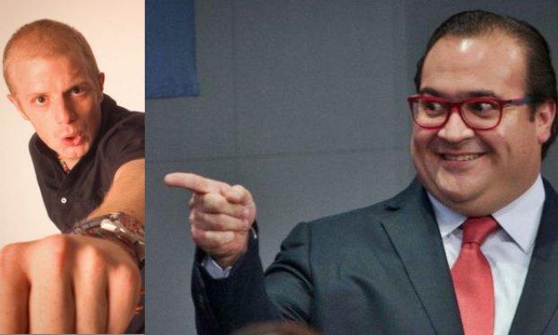 Facundo invade casa del ex gobernador Javier Duarte