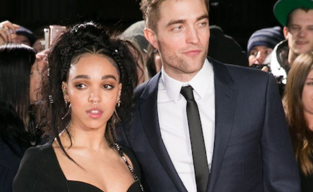Robert Pattinson y FKA Twigs se separan