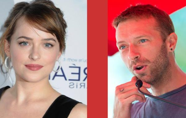 ¿Romance confirmado entre Dakota Johnson y Chris Martin?