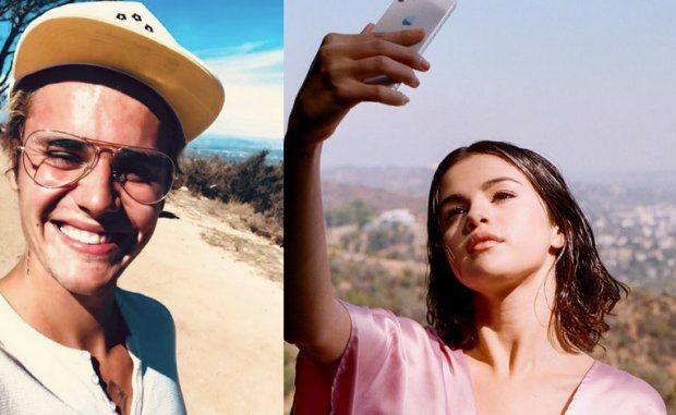 El cantante The Weeknd intercambio novia con Justin Bieber