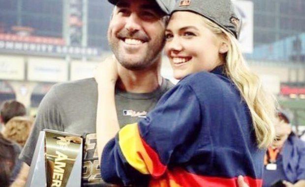 Se casó la top model Kate Upton con el beisbolista Justin Verlander