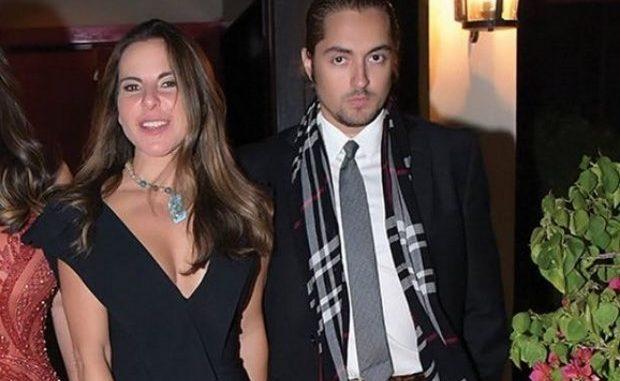 Novio de Kate del Castillo es 18 años menor que la actriz