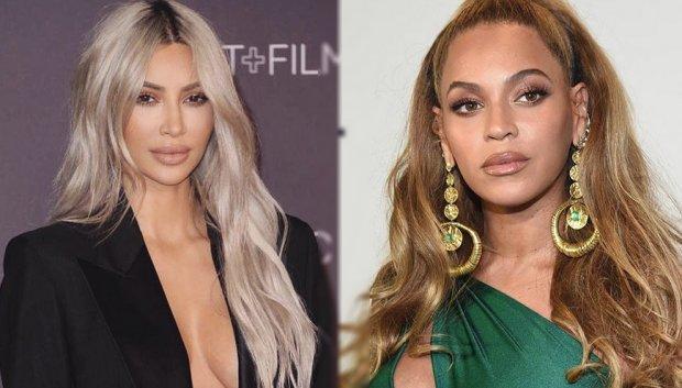 Beyoncé y Kim Kardashian se reencuentran tras la pelea de sus esposos