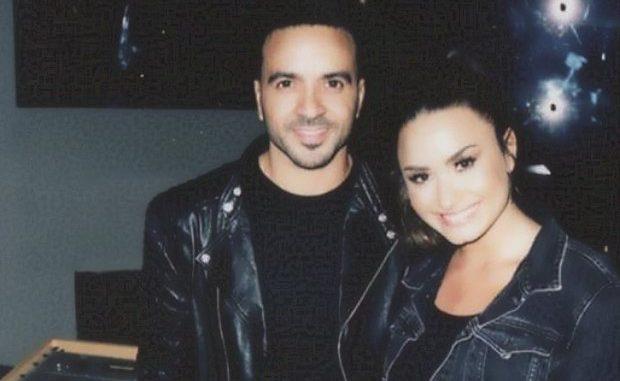 Los misteriosos mensajes entre Luis Fonsi y Demi Lovato