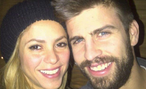 Shakira cae rendida ante los encantos de Piqué