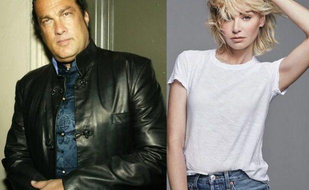 Aparece nueva denuncia por acoso sexual contra el actor — Steven Seagal