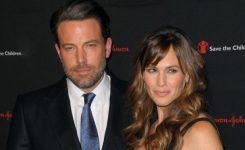 Ben Affleck emite nota pública de agradecimiento a Jennifer Garner