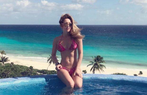 Geraldine Bazán está de regreso en Televisa