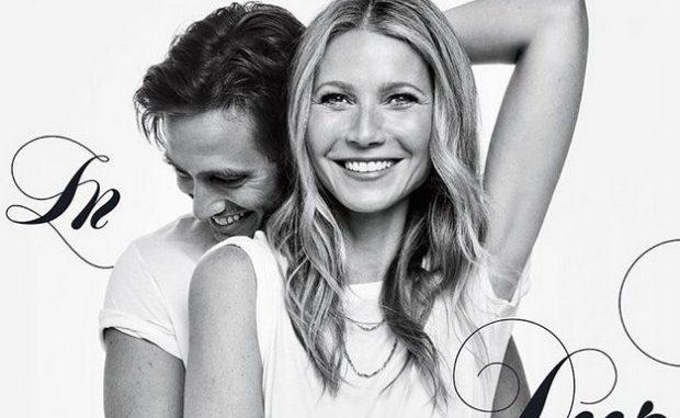 Gwyneth Paltrow confirma sus planes de boda con Brad Falchuk