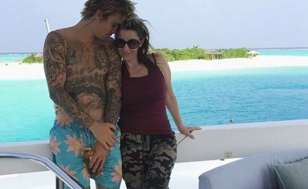 Así le declaró su amor Justin Bieber a Selena Gómez