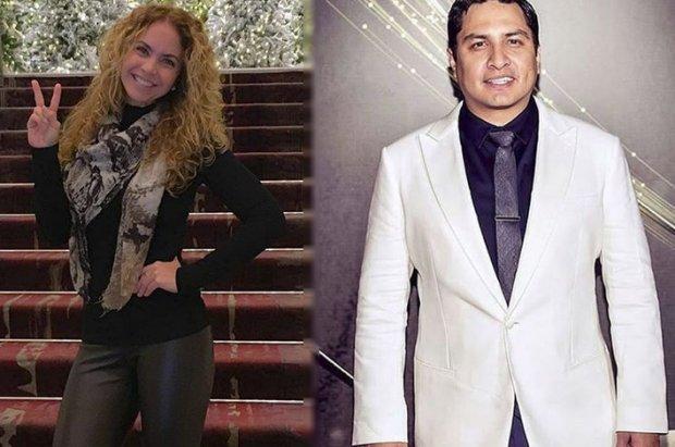 Lucero quiere grabar dueto con Julión Álvarez