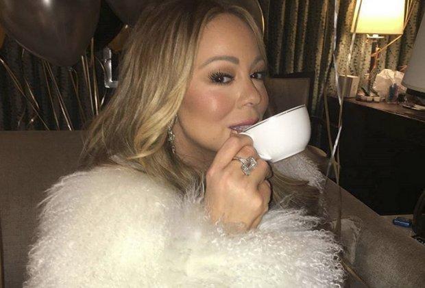 Álbum de Mariah Carey E = Mc2 vuelve al top de iTunes 12 años después de su lanzamiento