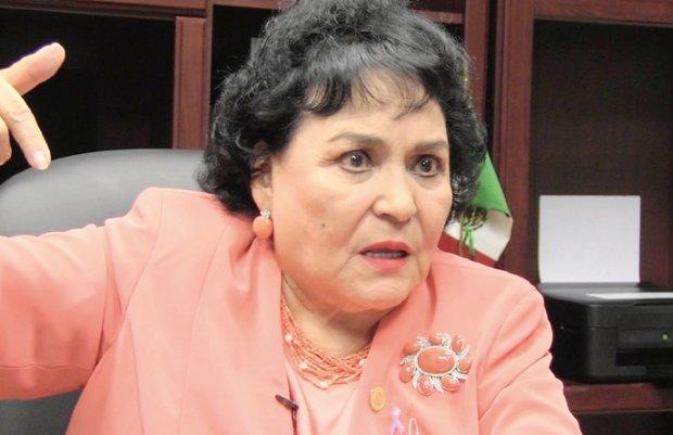 Carmen Sainas denuncia que su sobrino fue víctima de robo