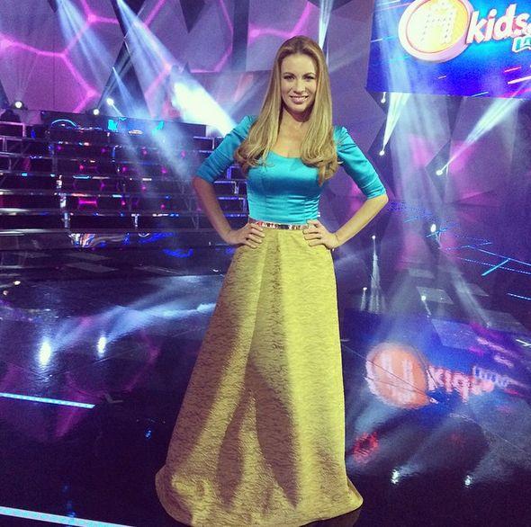 Ingrid Coronado – Noviembre 2014