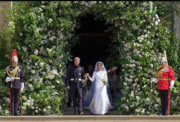 La boda de Harry y Meghan