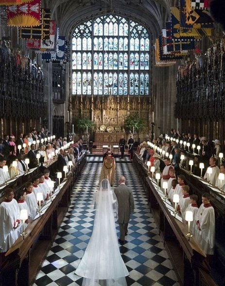La boda de Harry y Meghan