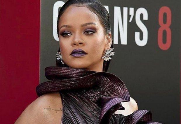 Sin pareja, Rihanna pasará en el estudio el día de San Valentín