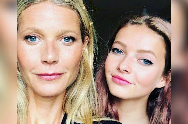 Gwyneth Paltrow sintió fracasar como madre al hacer llorar a su hija Apple
