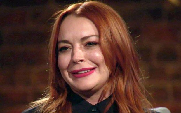 """Lindsay Lohan sale con un """"chico maravilloso"""""""