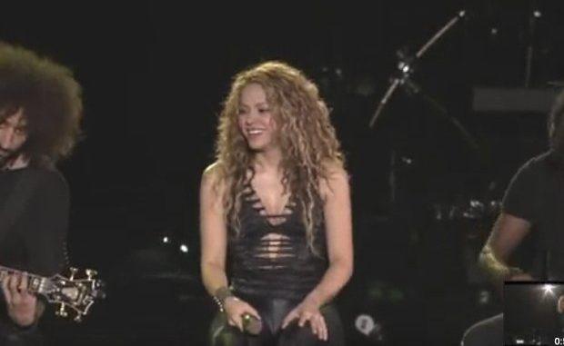 Shakira es criticada por su falta de empatía con tragedia en España