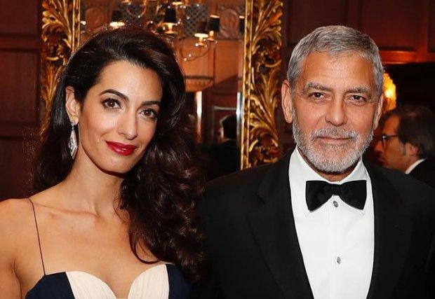 """George Clooney dice que """"todo está bien"""" tras inundación de su casa"""