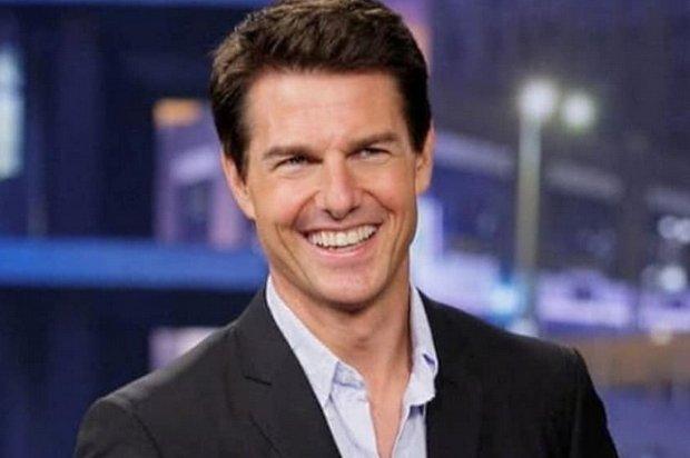 Tom Cruise escaló una puerta de ocho pies para entrar a fiesta de Kate Hudson