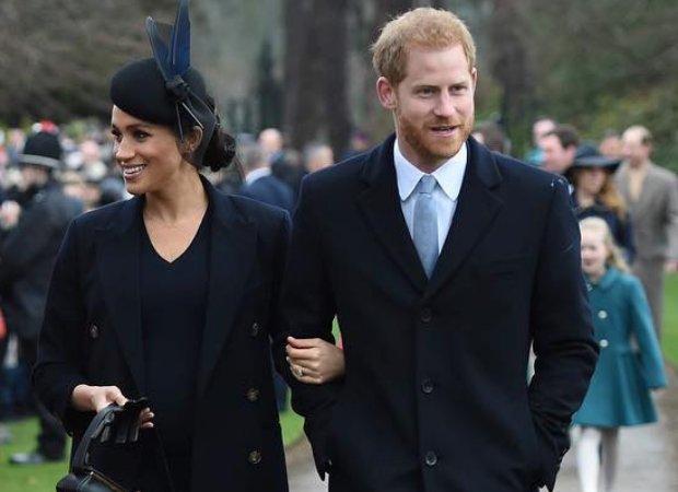 Príncipe Harry y Meghan Markle podrían contrariar a la Reina
