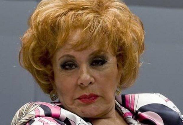 Silvia Pinal ha sido hospitalizada para tratar un problema de vejiga