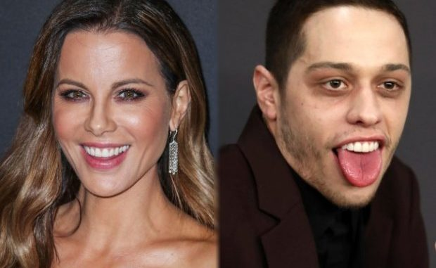 Kate Beckinsale / Pete Davidson