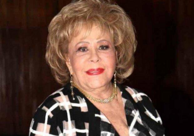 Silvia Pinal ha sido dada de alta y ya descansa en casa