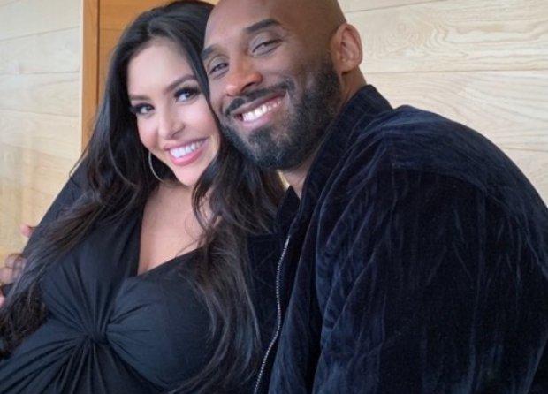 Kobe Bryant regaló a su esposa Vanessa un vestido muy especial por San Valentín