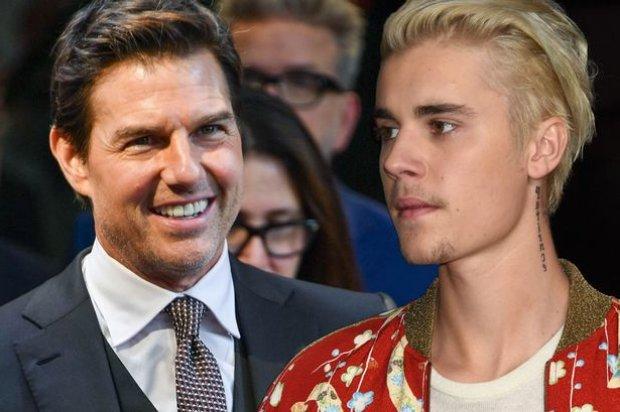 Justin Bieber dice que la idea de pelea de Tom Cruise fue 'estúpida'