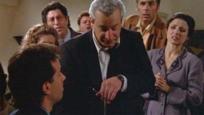 "Charles Levin en ""Seinfeld"""