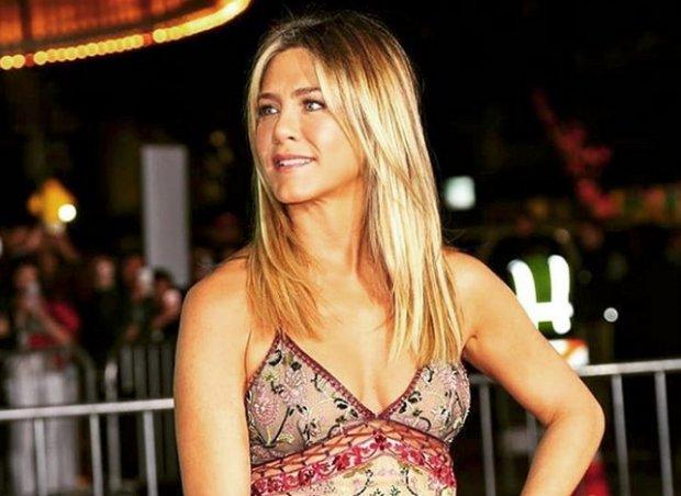 Jennifer Aniston ve un futuro lleno de hijos