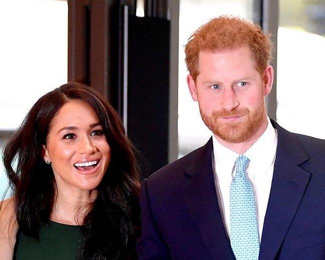 Príncipe Harry y Meghan Markle cierran su oficina en el Palacio de Buckingham