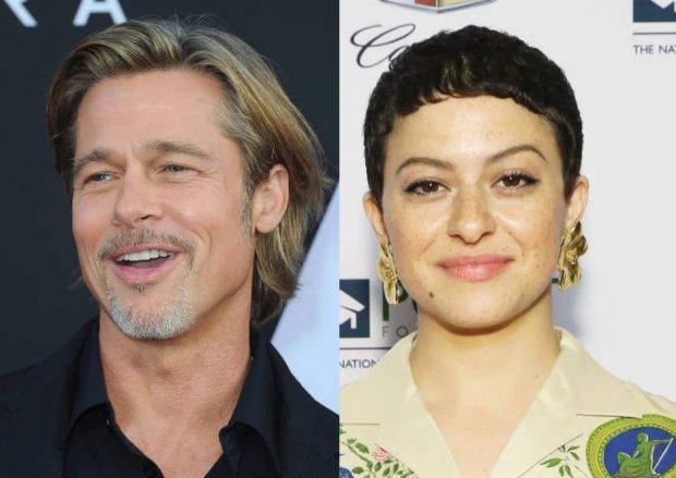 Alia Shawkat finalmente aborda los rumores de citas con Brad Pitt