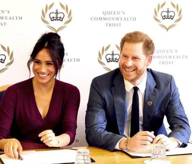 """Príncipe Harry y Meghan Markle han confirmado prohibición para uso de """"marca"""""""