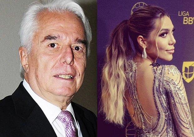 Enrique Guzmán está furioso con su nieta Frida Sofía